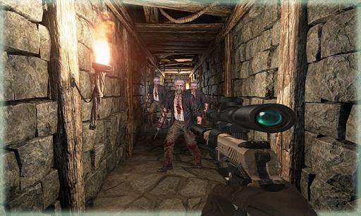 Mad Zombie Frontier 2: DEAD TARGET Zombie Games  screenshots 1