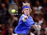 ATP-ranking: Rublev staat steviger in de top 10 dankzij toernooiwinst, Goffin blijft op de veertiende plaats staan