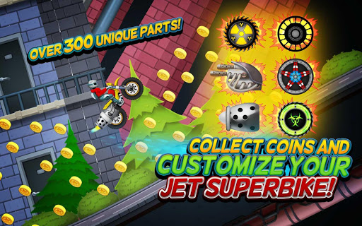 Turbo Speed Jet Racing: Super Bike Challenge Game  screenshots EasyGameCheats.pro 2