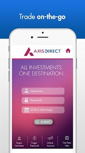 AxisDirect Mobile - náhled
