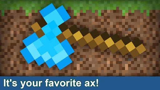 Axe Craft Simulator