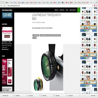 azon amazon store 1.0 screenshots 1