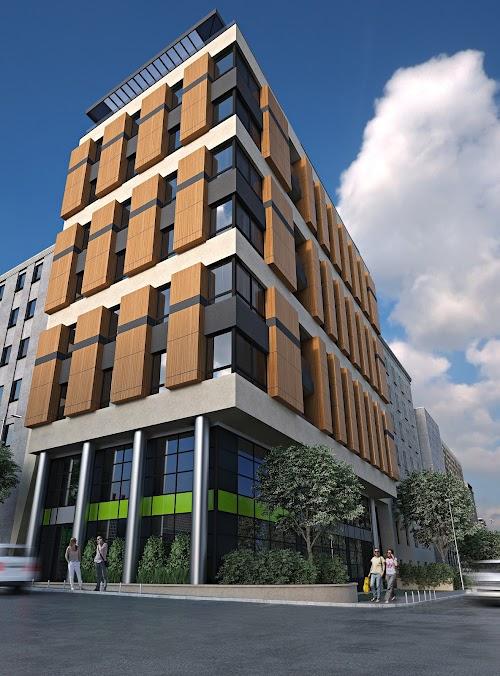 """Novogradnja """"CEP Palace""""-Zahumska 34-počinje gradnja-počinje prodaja"""