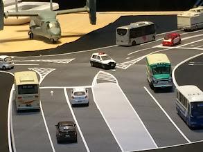 Photo: 交差点作成