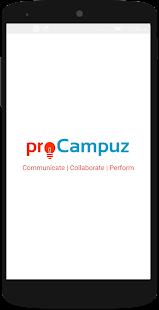 proCampuz Mobile App - náhled
