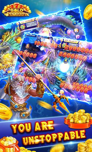 Gold Storm Casino - Asian Fishing Arcade Carnival 1.0.54 screenshots 1