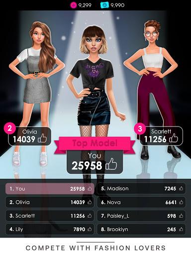 GLAMM'D - Fashion Dress Up Game screenshots 20