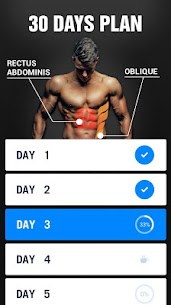 Six Pack in 30 Days – Abs Workout 2