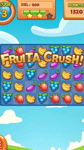 Fruita Crush Magic Quest Match