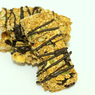 Peanut Power Granola Bars