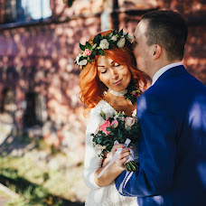 Wedding photographer Kristina Pyatkova (PyatkovaK). Photo of 20.10.2016
