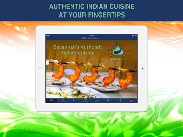 android Pakwan Indian Cuisine Screenshot 5