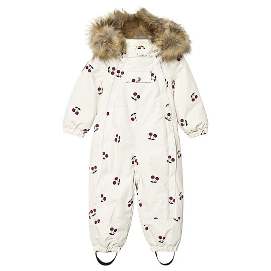 Kuling Val D'Isere Winter Overall Cherry Love Stl 98