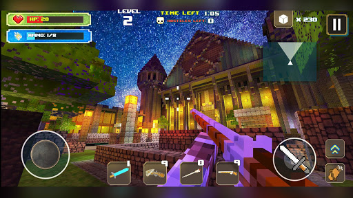 Dungeon Hero: A Survival Games Story 1.71 screenshots 5