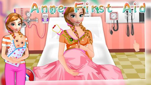 Anne first aid