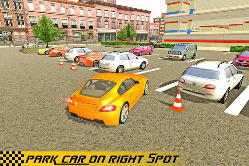 玩免費模擬APP|下載ショッピングモールの駐車場:車2017 app不用錢|硬是要APP