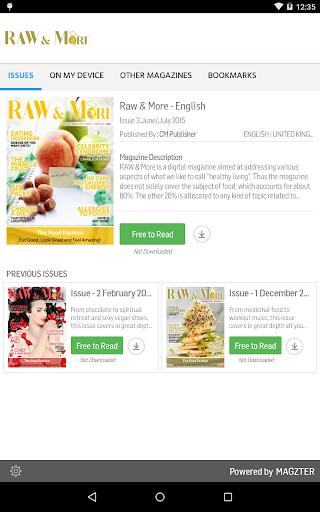 Raw More - English