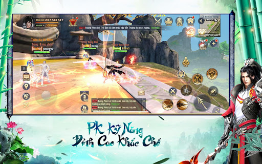 Ngu1ea1o Kiu1ebfm 3D - Ngao Kiem 3D android2mod screenshots 8
