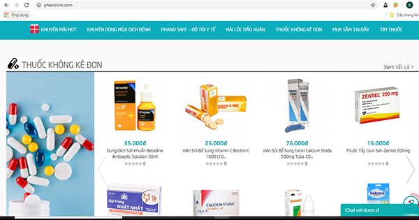 Nhà thuốc online TPHCM