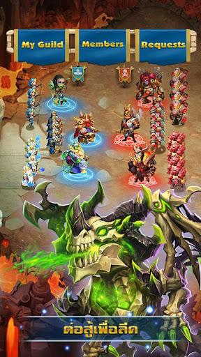 Castle Clash: u0e25u0e35u0e01u0e02u0e31u0e49u0e19u0e40u0e17u0e1e 1.6.5 screenshots 11