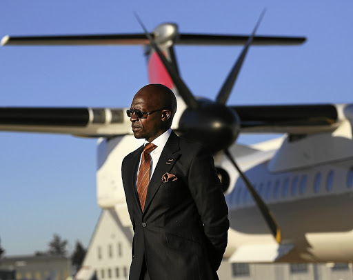 Finance Minister Malusi Gigaba. Picture: THE TIMES
