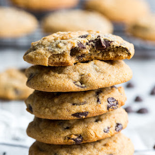 Chocolate Chip Cookies with Cassava Flour {Nut Free} Recipe