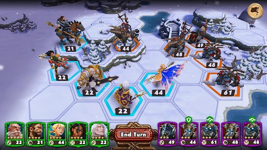 Warlords Of Aternum Mod Apk 1.18.0 (Unlimited Lives/Damage) 5