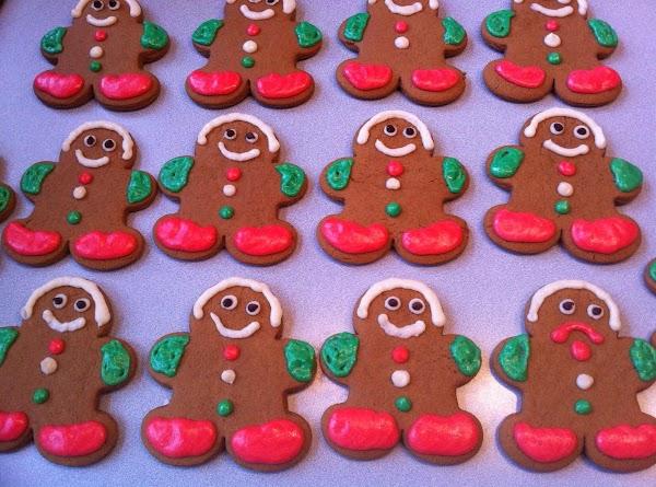 Gingerbread Man Cookies Recipe
