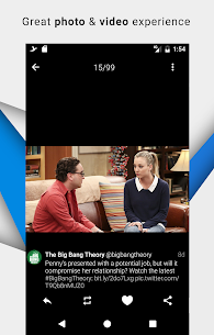 Tweetings for Twitter 11.3.6 [Pro Unlocked/Patched] Mod APK 8