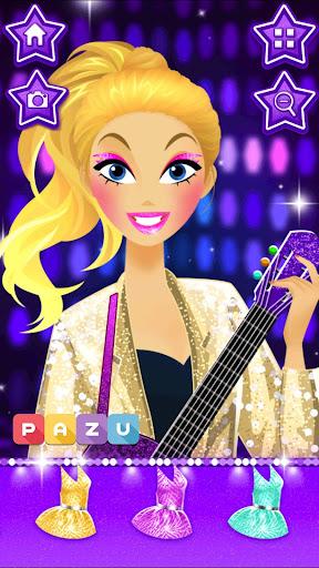 Makeup Girls - Star dress up games for kids ss3