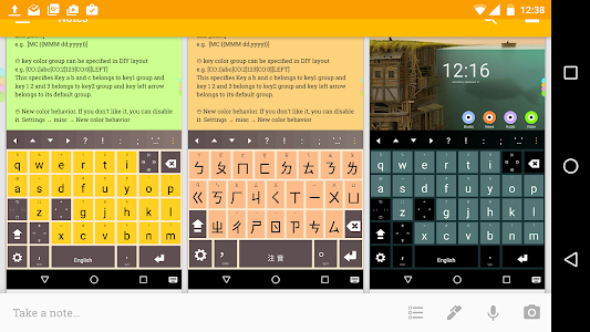 Multiling O Keyboard + emoji 0 54 2 2 APK for Android