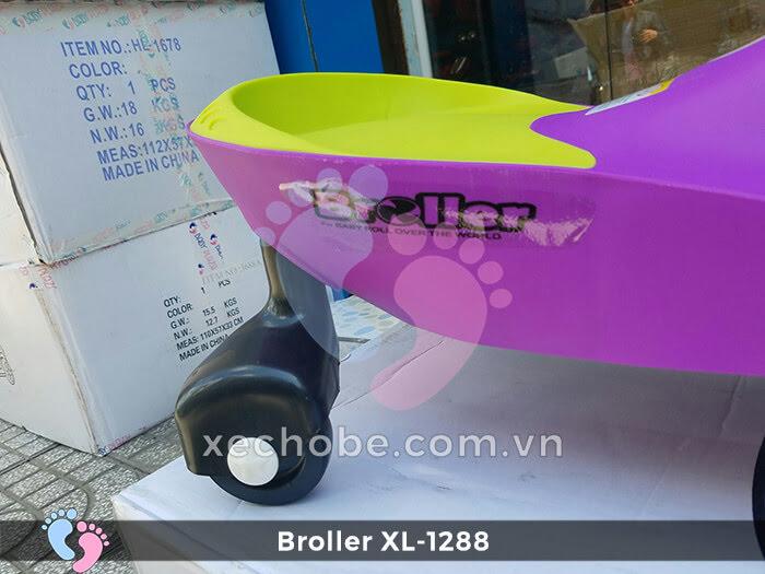 Xe lắc trẻ em Broller XL-1288 18