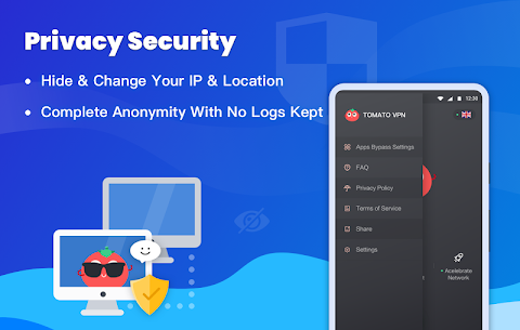 Free VPN Tomato | Fastest Free Hotspot VPN Proxy 5