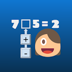 Math Sign Game Icon
