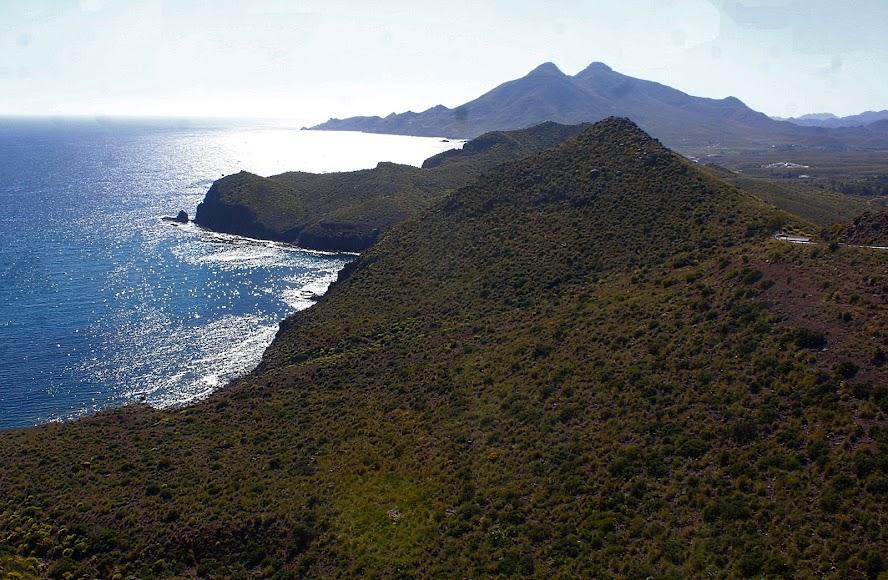 Parque Natural Cabo de Gata-Níjar, mirador de la Amatista.