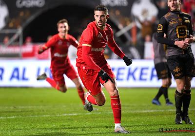 Kevin Mirallas besliste de derby tegen KV Mechelen na een woelige week