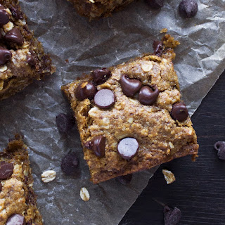 Chocolate Chip Coconut Oatmeal Bars