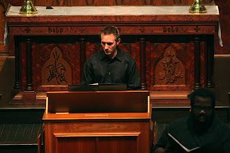 Photo: Dec. 2006: Sacred Music from Italy & Germany. St. John's Episcopal Church. Jason Hobratschk.