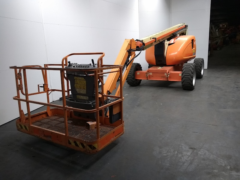 Picture of a JLG 600AJ