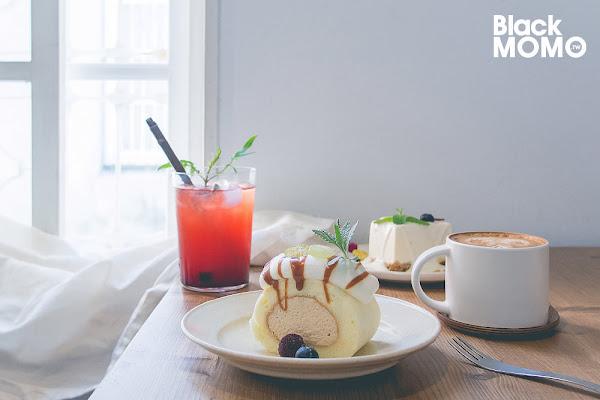 嘉義|Come Home 咖啡漫步‧白色詩意下午茶