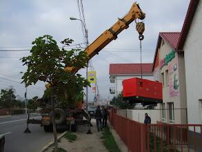 "Photo: Generator Yanmar 20 kVA, Laborator de Cofetarie ""Dulce Acrisor"", Bacau"