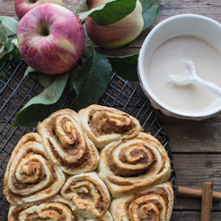 Cinnamon Rolls With Maple Icing Recipes