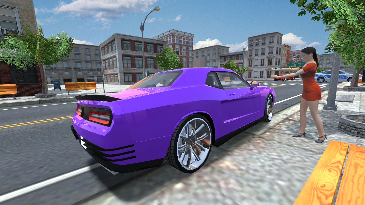 Muscle Car Challenger Android Apps On Google Play - Muscle car