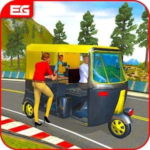 TukTuk Rickshaw Game India Jugnoo Auto Driver 2018
