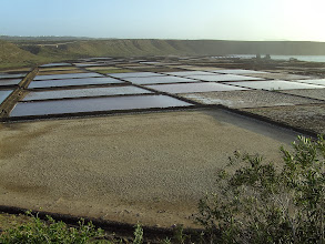 Photo: Las Salinas del Janubio