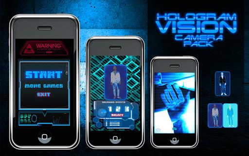 Hologram Vision Camera Pack