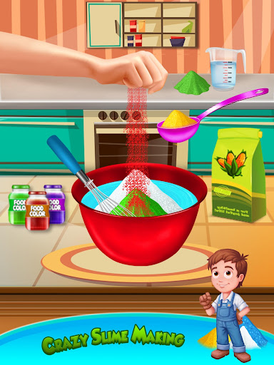 How to Make And Play Slime Maker Game 1.0 screenshots 7