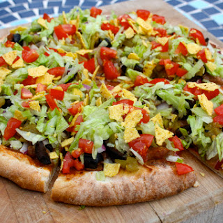 Taco Pizza Night
