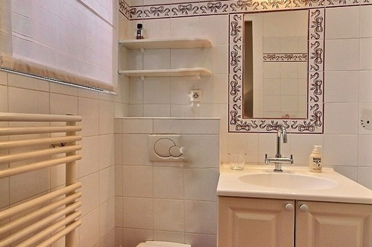 Luxury en-suite bathroom at 4 bedroom Luxury Apartment in Victor Hugo
