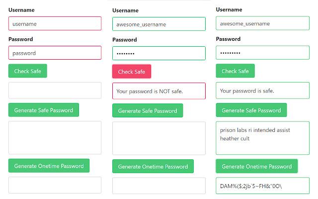 Password Caretaker